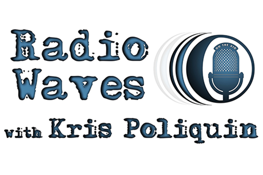 Radio Waves Logo HOrizontal